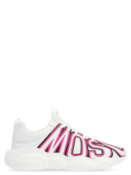 Moschino Shoes in white