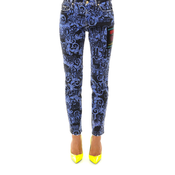 Versace Jeans Couture Trousers in blue