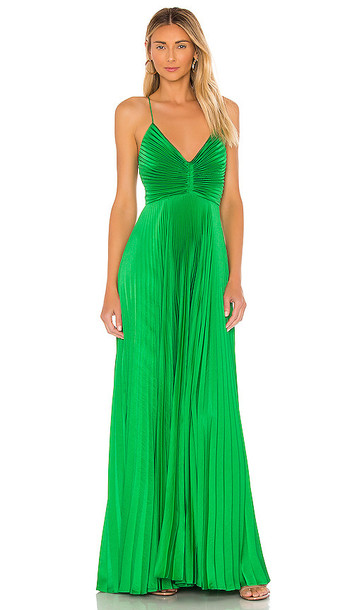 A.L.C. A.L.C. Aries Dress in Green