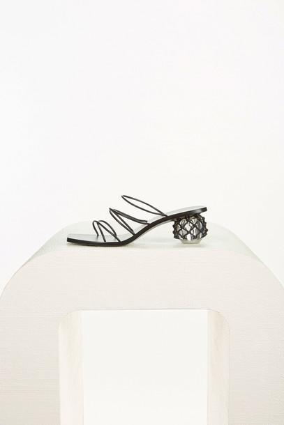 Cult Gaia Kelly Sandal - Black                                                                                               $173.00                                                                               Regular price                                $398.00                              Sale price