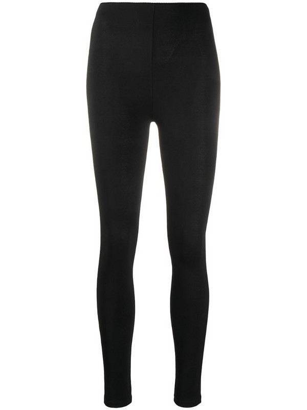 Alchemy slim fit leggings in black