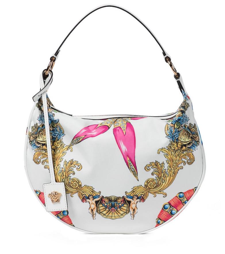 Versace Trésor de la Mer shoulder bag in white