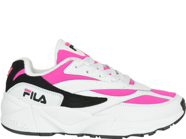 Fila Venom Low Sneakers in white