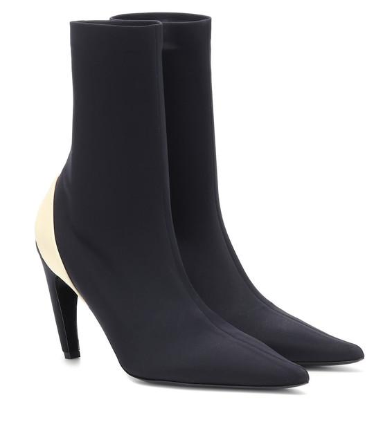 Proenza Schouler Sock boots in black
