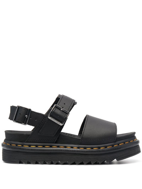 Dr. Martens open-toe chunky sandals in black