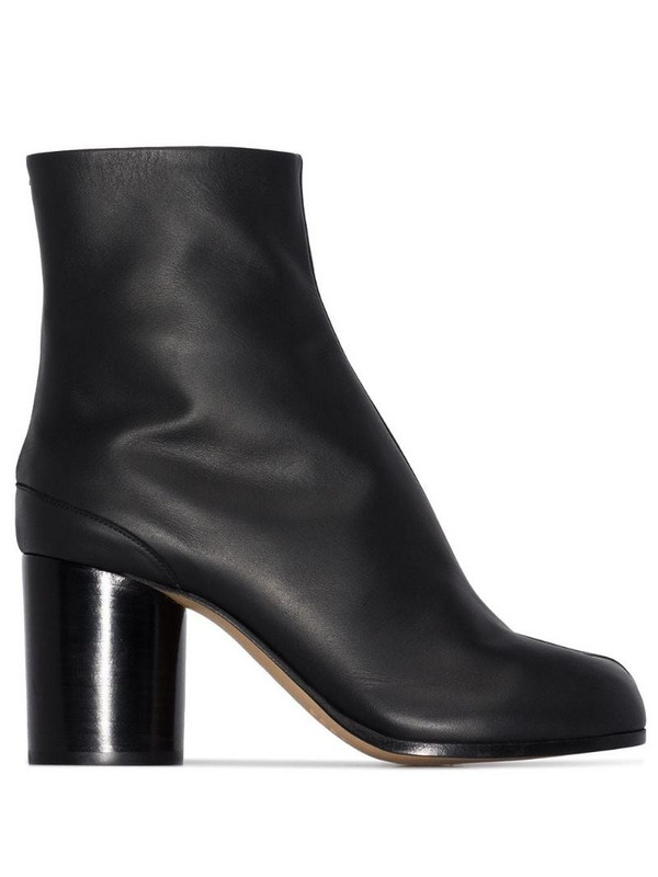 Maison Margiela Tabi ankle boots in black