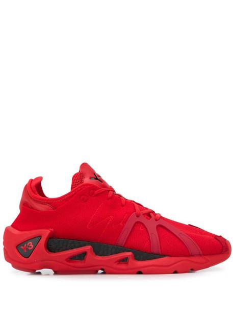 Y-3 FYW S-97 sneakers in red