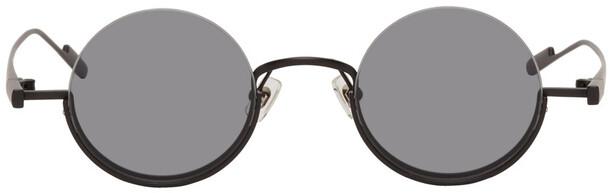 BONNIE CLYDE Black Desierto Sunglasses