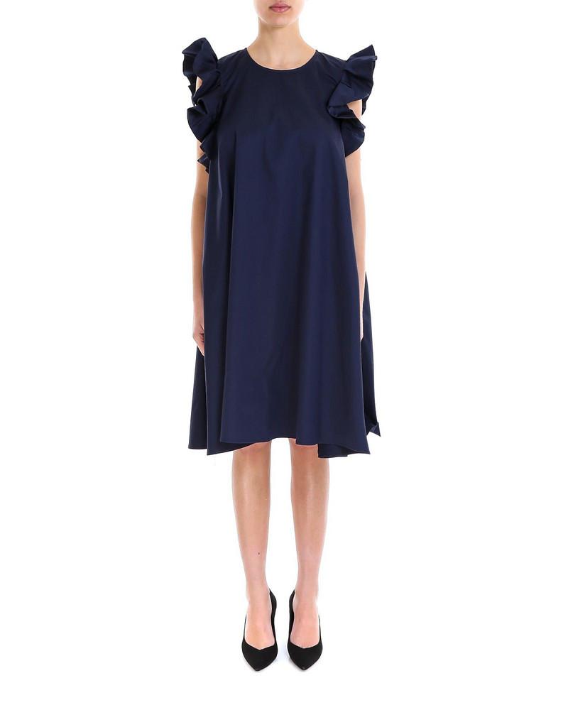 Lardini Ponto Dress in blue