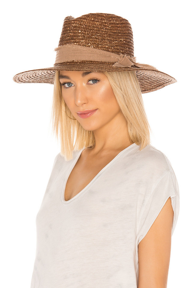 ale by alessandra Solange Hat in brown