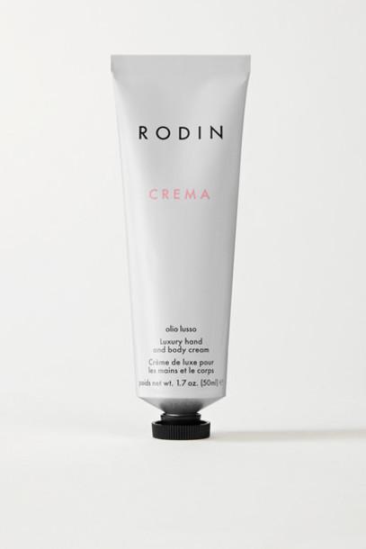Rodin - Luxury Hand And Body Cream - Geranium And Orange Blossom