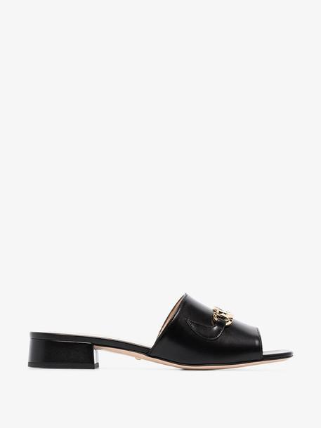 Gucci Zumi 25mm sandals in black