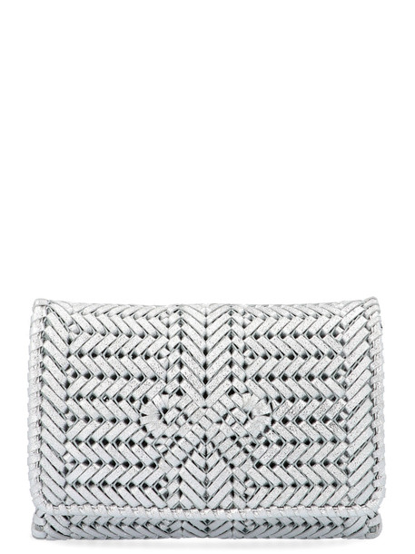 Anya Hindmarch 'nessons' Bag in silver