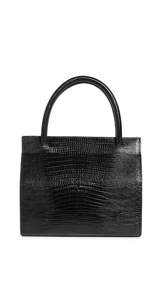 By Far Val Bag in black