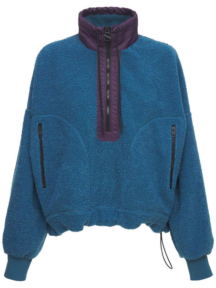 DIESEL Teddy Sweatshirt in blue