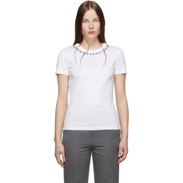 Maison Margiela White Light T-Shirt