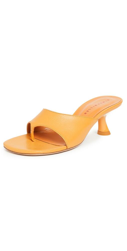 Simon Miller Bil Thong Sandals in papaya