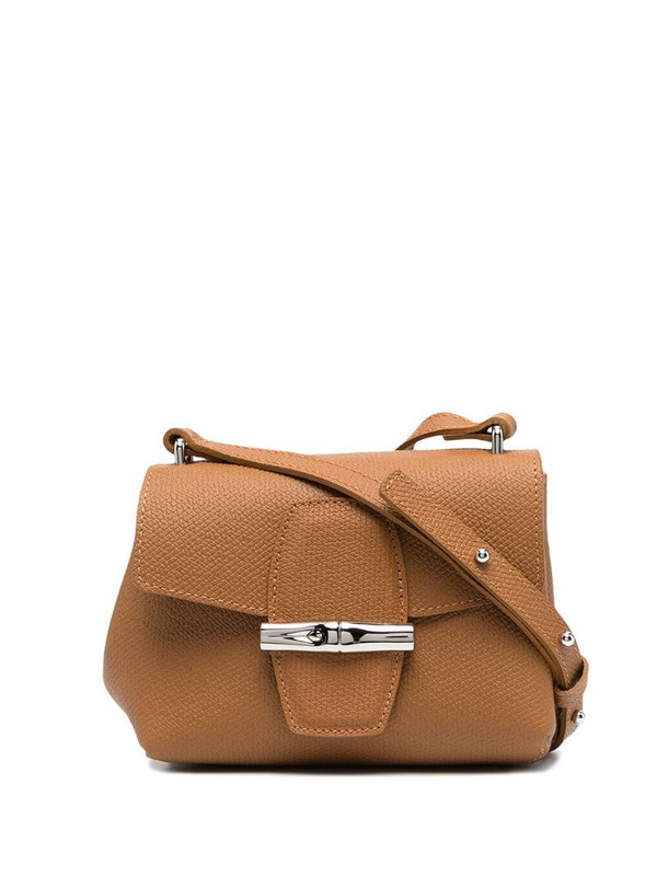 Longchamp Roseau Crossbody bag in brown