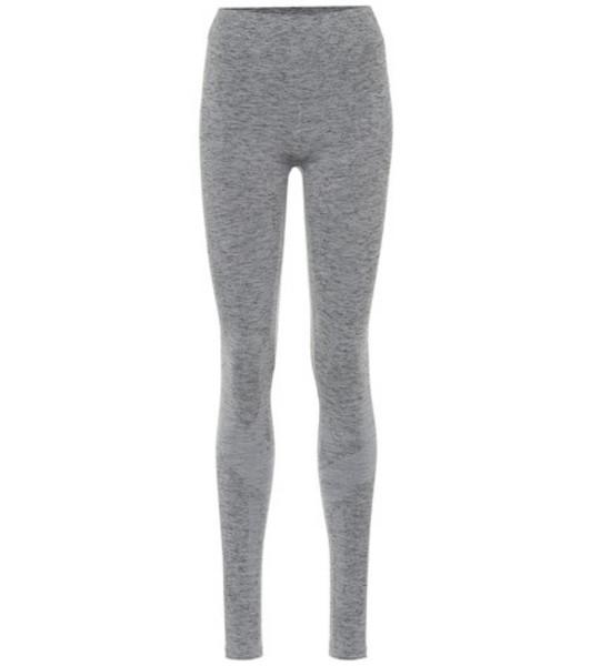 Lndr Eight Eight stretch leggings in grey