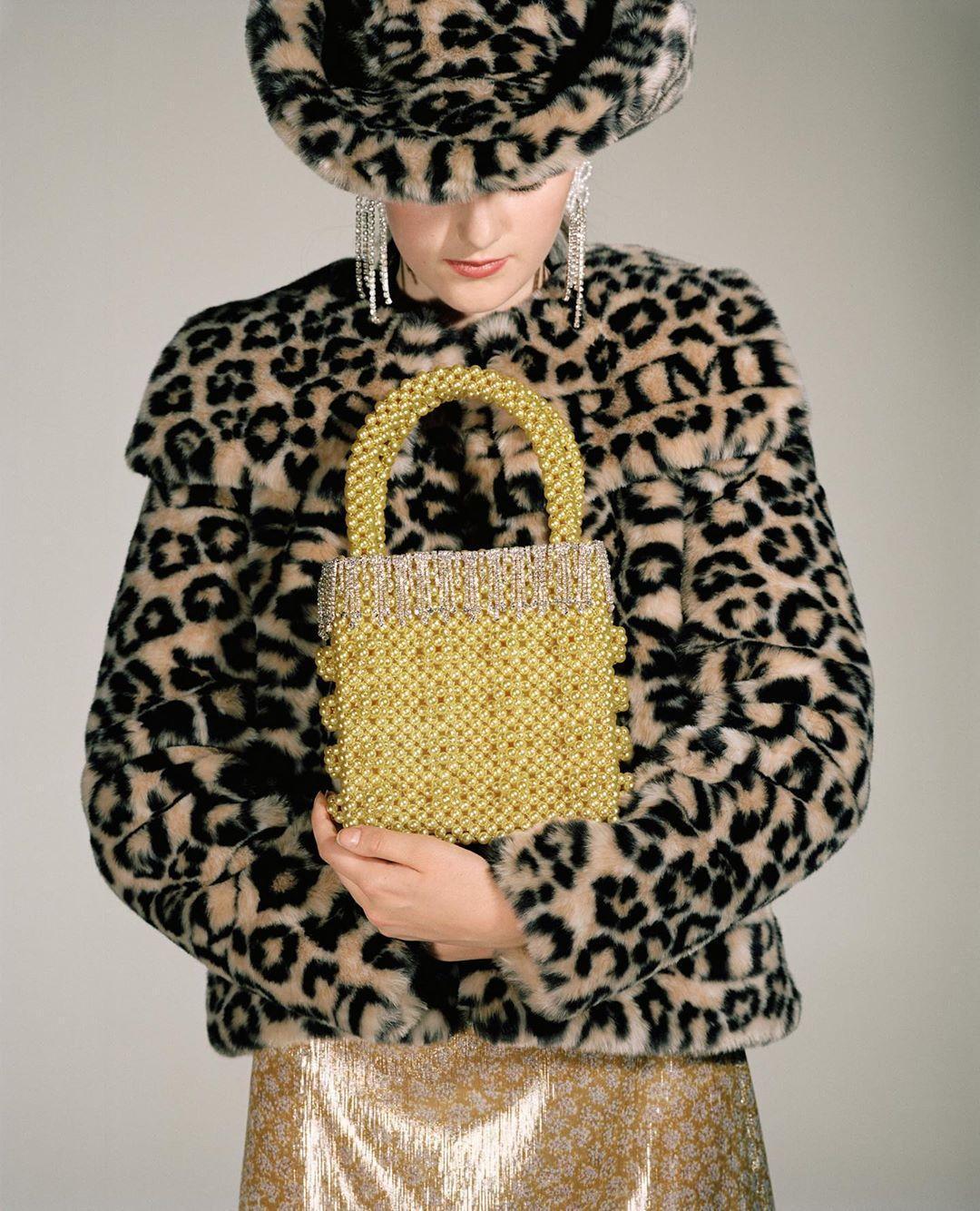 hat jewels bag
