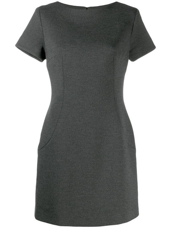 Dolce & Gabbana Pre-Owned 1990's shortsleeved straight dress in grey