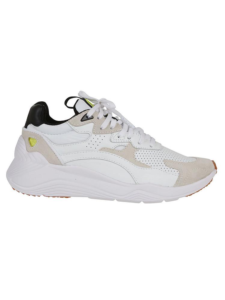 Mcq Alexander Mcqueen Daku Sneakers in black / white / yellow