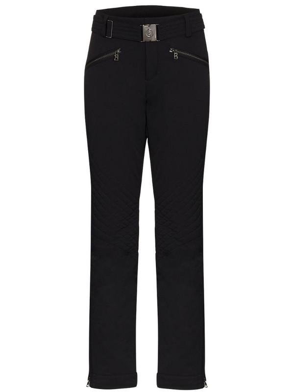 Bogner Fraenzi straight-leg ski trousers in black