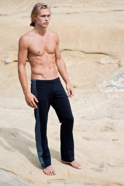 pants sauvage sauvage activewear workout pants mens sauvage bikiniluxe mens highend