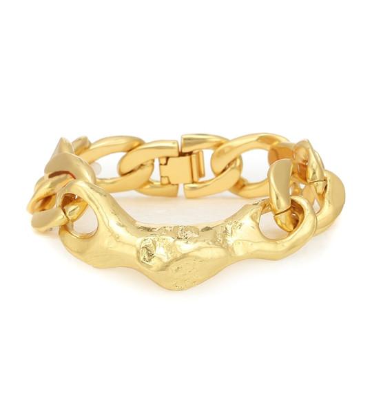 Zimmermann Wavelength Surf bracelet in gold