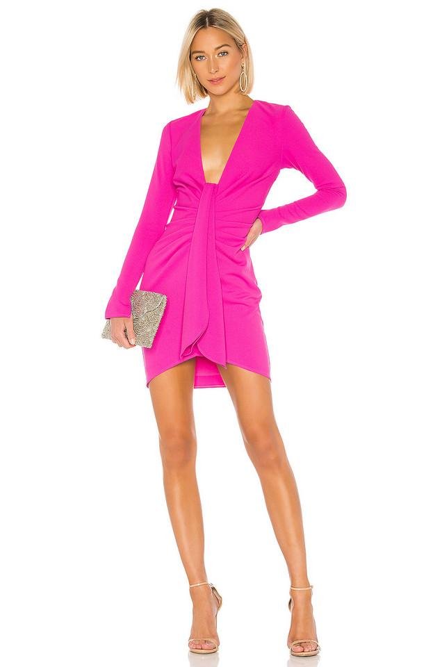 Katie May Next Round Dress in pink
