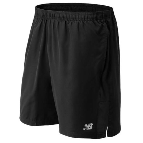 New Balance 5139 Men's Accelerate 7 Inch Short - Black (MRS5139BK)