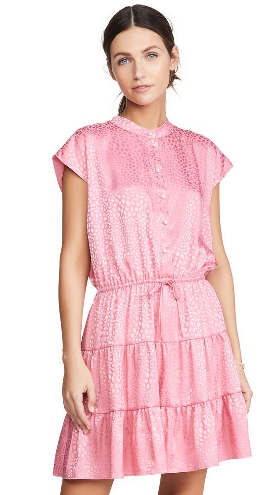 Rebecca Minkoff Ollie Dress in pink