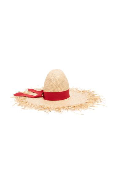 Gigi Burris Ete Straw Hat in neutral