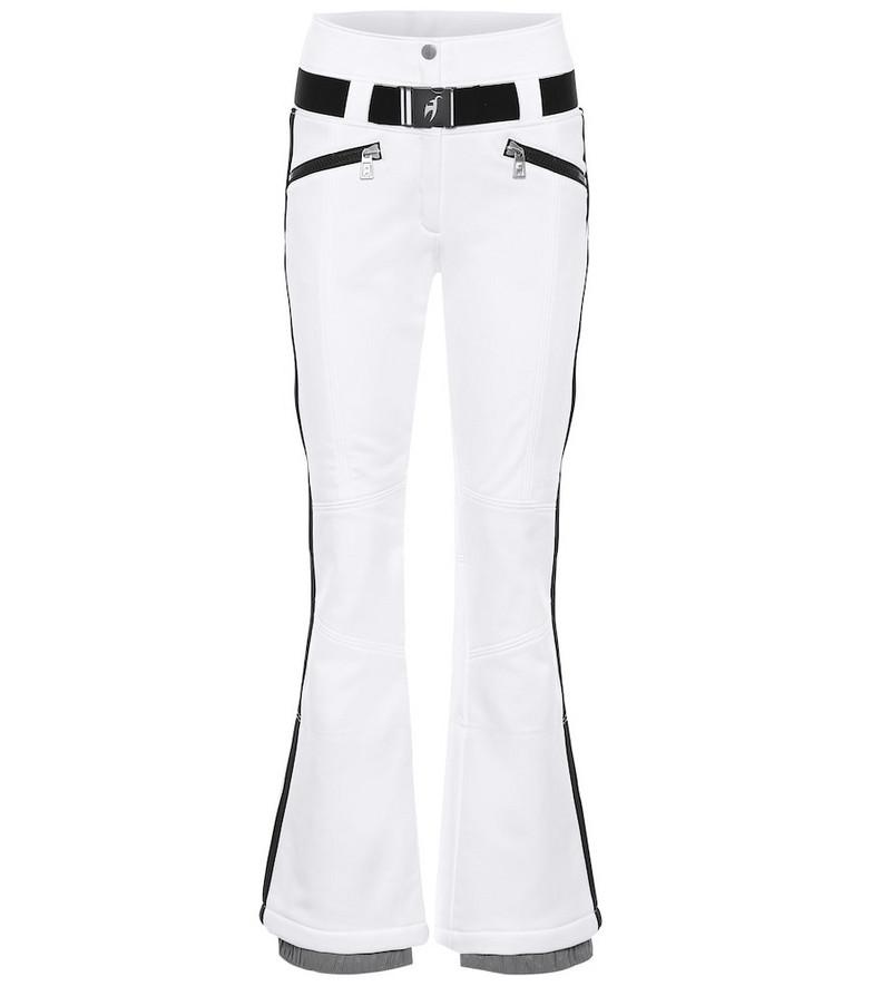Toni Sailer Anais ski pants in white