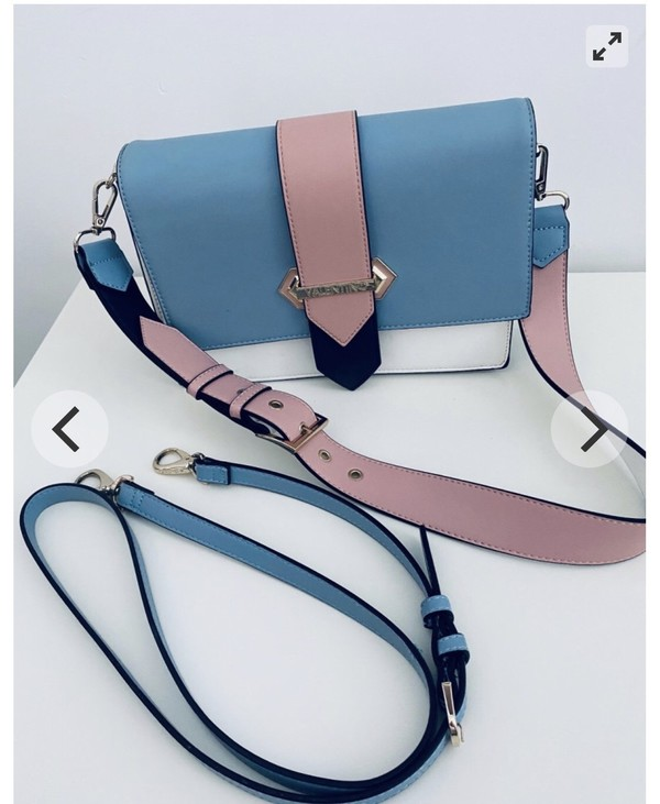 bag Valentino shoulder bag blue