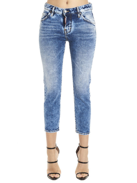 Dsquared2 cool Girl Jeans in blue