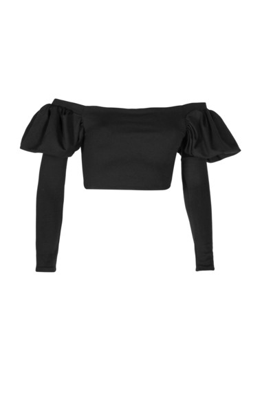 Hossh Siana Top Size: S in black