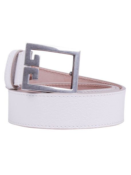 Givenchy Belt in white