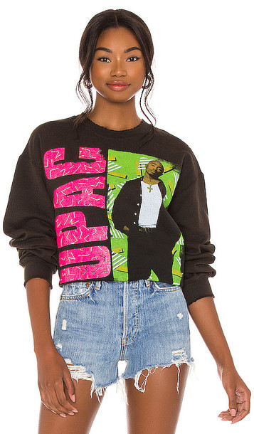 Madeworn x REVOLVE Tupac Sweatshirt in Black