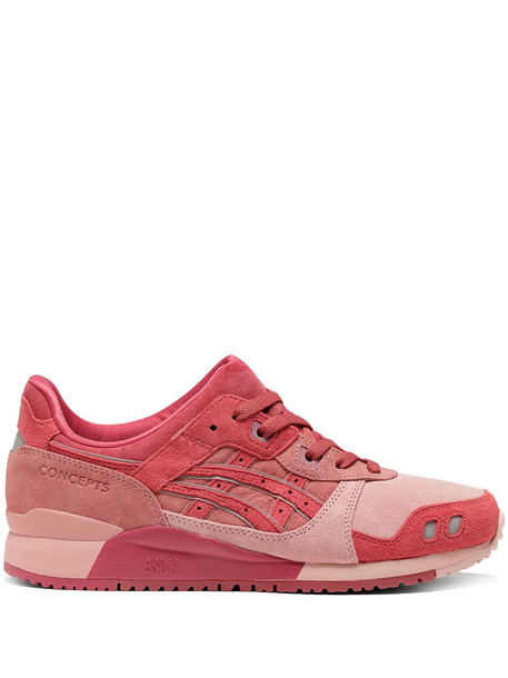 ASICS x Concepts Gel-Lyte III low-top sneakers - Pink