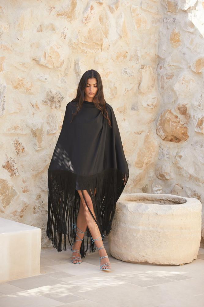 Cult Gaia Annika Dress - Black (PREORDER)                                                                                               $788.00