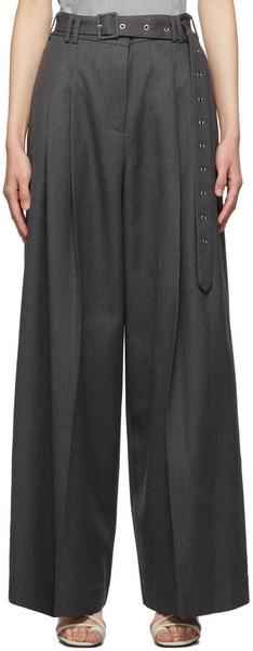 Partow Wren Trousers in grey