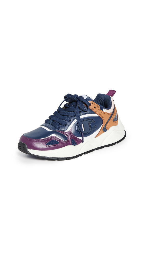 Champion NXT Sneakers in navy / purple