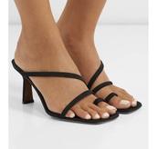 shoes,toe post,heels