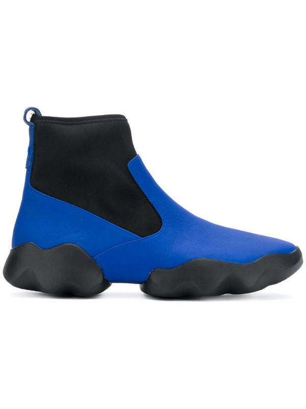Camper Dub ankle boots in blue