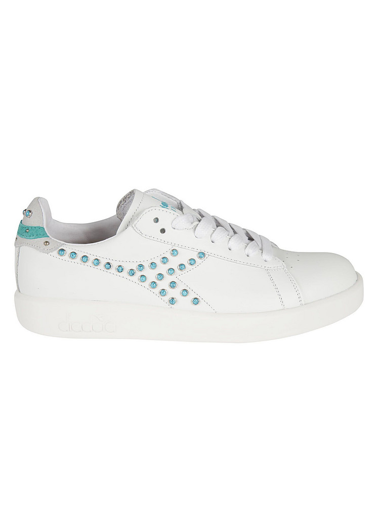 Diadora Heritage Game Studs Sneakers in white