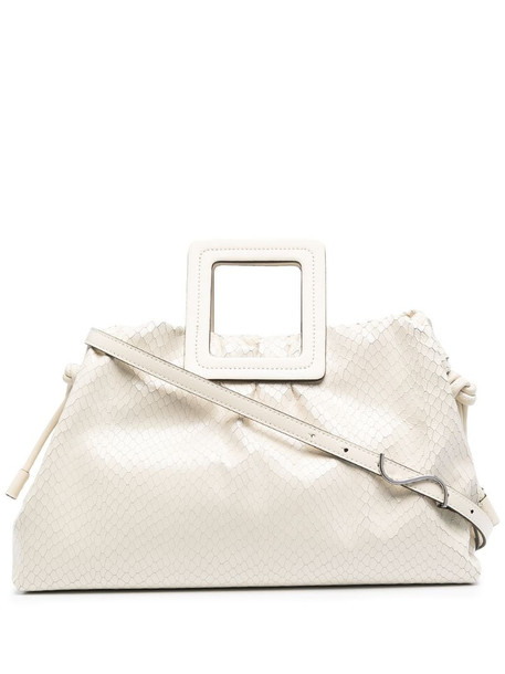 STAUD Shirley carryall tote bag in neutrals