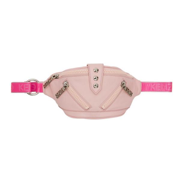 Kenzo Pink Kalifornia Bum Bag