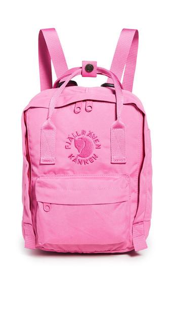 Fjallraven Re-Kanken Mini Bag in pink
