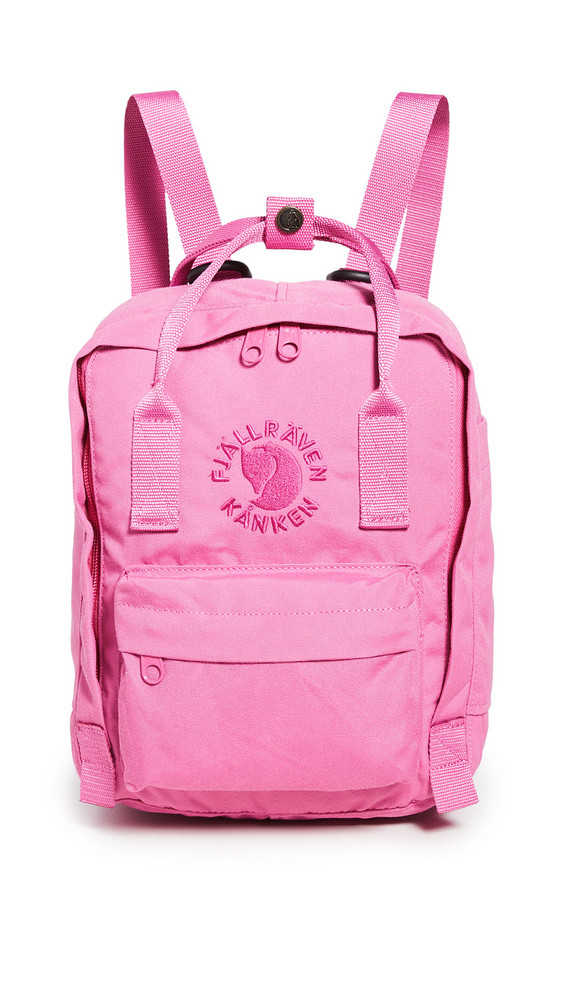 Fjallraven Re-Kanken Mini Bag in pink